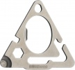 Munkees Stainless Steel Triangle Tool - BRK-MUNK2505
