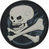 Maxpedition Skull Patch - SWAT - BRK-MXSKULS
