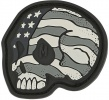Maxpedition Stars Stripes Skull Patch Swat - BRK-MXSTSKS