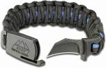 Outdoor Edge Paraclaw Thin Blue Line Medium - BRK-OEPCU80D