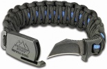 Outdoor Edge Paraclaw Thin Blue Line Large - BRK-OEPCU90D