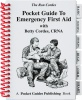 Books Emergency First Aid - BRK-PK06