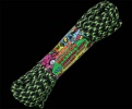 Atwood Rope MFG Parachute Cord Decay Zombie - BRK-RG1045H