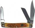 Roper Knives Pit Viper Stockman - BRK-RP0001CPV