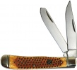 Roper Knives Pit Viper Trapper - BRK-RP0002CPV