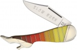 Rough Ryder Slow Burn Leg Knife - BRK-RR1439