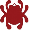 Spyderco Mirror Bug Decal Red - BRK-SCSTK3