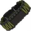 Survco Tactical Para Cord Watch Band OD Green - BRK-SRV01G