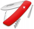 Swiza D01 Swiss Pocket Knife Red - BRK-SZA1000