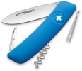 Swiza D01 Swiss Pocket Knife Blue - BRK-SZA1030