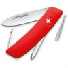 Swiza D02 Swiss Pocket Knife Red - BRK-SZA2000
