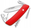 Swiza D03 Swiss Pocket Knife Red - BRK-SZA3000