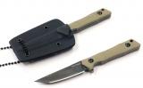 Tac Force Neck Knife Tan - BRK-TFFIX003TN