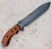 TOPS Tahoma Field Knife Single Edge - BRK-TPTAHO02
