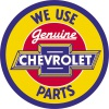 Tin Signs Chevy Genuine Parts - BRK-TSN1072