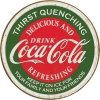 Tin Signs Coca Cola Delicious and… - BRK-TSN1659
