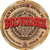 Tin Signs Budweiser Barrel End - BRK-TSN2165