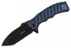 Proelia Linerlock Blue/Black - BRK-TX010BLBK