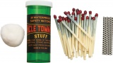 Uncle Tommys Stuff 30 Waterproof Safety Matches - BRK-UTS006