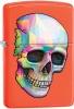 Zippo Prism Skull - BRK-ZO11997