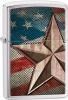 Zippo Retro Star - BRK-ZO28653