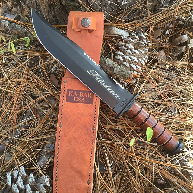 Kabar KA2217 Big Brother Fighting Utility Fixed blade knife