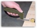 AccuSharp OD Green Knife Sharpener 008