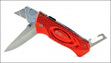 AccuSharp 707C Turboslide 2 Blades Red Aluminum