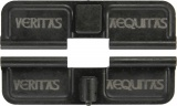 Double Sided Veritas Aequitas AR-15 Laser Engraved Ejection Port Dust Cover