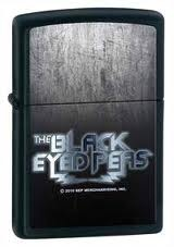 Zippo Black Eyed Peas lighter (model 28027)