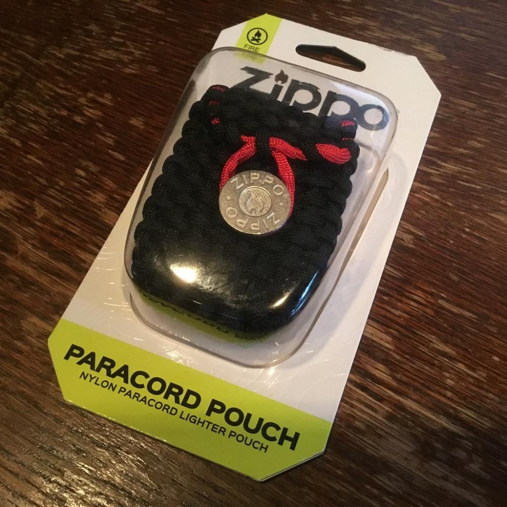 Zippo Paracord Lighter Pouch Lights 40467