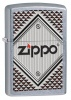Zippo ZIPPO RED & CHROME - 28465