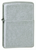 Zippo Antique Silver plate lighter (model 121FB)