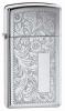 Zippo 1652 High Polish Chrome Venetian Lighter