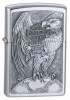 "Zippo ""made in USA"" Eagle lighter (model 200HDH231)"