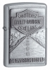 Zippo American Legend Street Chrome Windproof Lighter