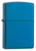 Zippo Sapphire lighter (model 20446)