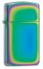 The Zippo Spectrum slim lighter (model 20493)