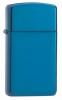 Zippo Sapphire Slim Lighter 20494