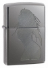 Zippo Seductive Silhouette Black Ice 20762 Lighter