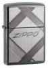 Zippo Unparalleled Tradition Black Ice 20969
