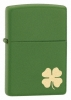 21032 Shamrock Green John Deere Windproof Lighter