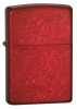Zippo Candy Apple Vibrant Red Lighter (Model 21063)