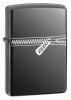 Zippo Zipper Black Ice (Model 21088) Powder Coated