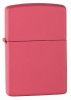Zippo Carnation Pink 24014 Matte Windproof Lighter