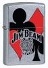 Zippo JIM BEAM CARDS - 24054