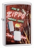Zippo Neon sign lighter (model 24069)