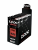 Zippo Genuine 24 Wick Display Set 2425 Hang Packaged