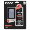 Zippo ALL IN ONE KIT ST CHR LIGHTER - 24651
