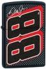 Zippo #88 DALE JR. BLACK MATTE - 24693